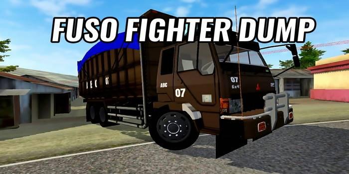 mod fuso fighter dump terpal