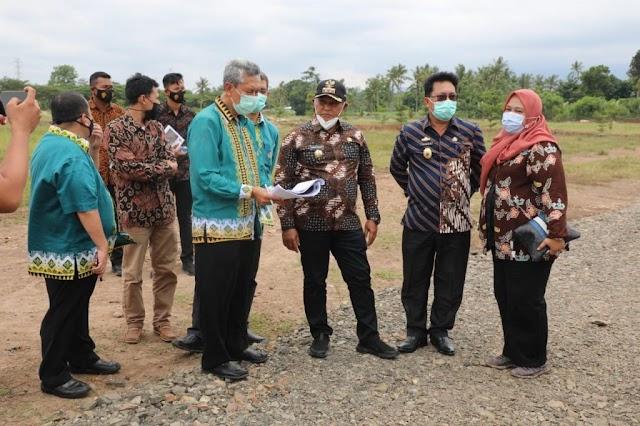 Setujui Masterplan Agrowisata Way Handak, Bupati Nanang Ermanto Harap Dapat Menjadi Media Edukasi