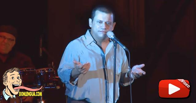 Un Show renovado de Emilio Lovera para que nos riamos durante una hora