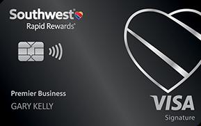 Chase Southwest Rapid Rewards Premier Business Credit Card Review [60,000 Bonus Rapid Rewards Points & $99 Annual Fee)