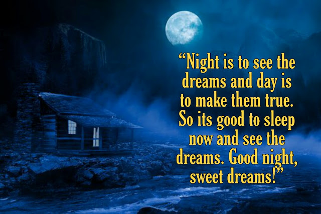 Good Night Images To Friends with quotes