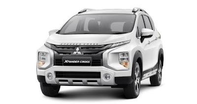 Harga Mitsubishi Xpander Cross 2020