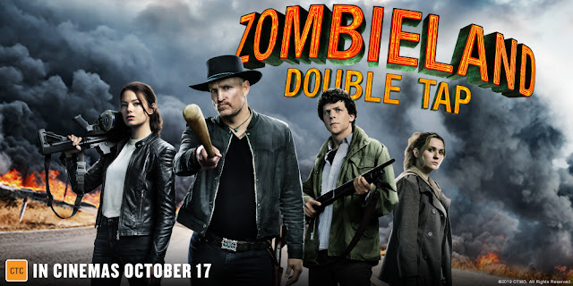 Zombieland 2 Double Tap Tickets  Film Trailer  Preview  Download For Free