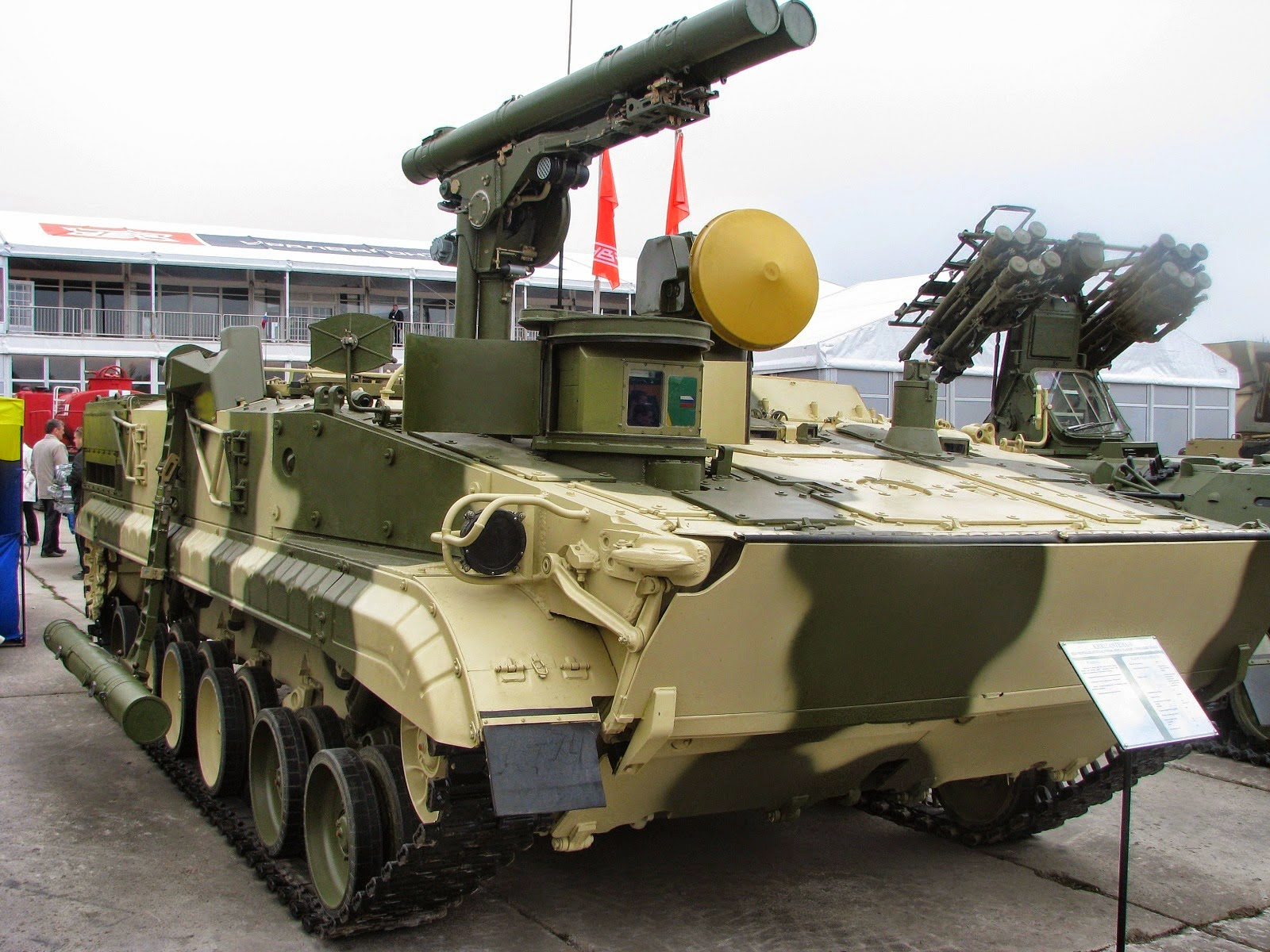 Asian Defence News Russia to display new weapons on