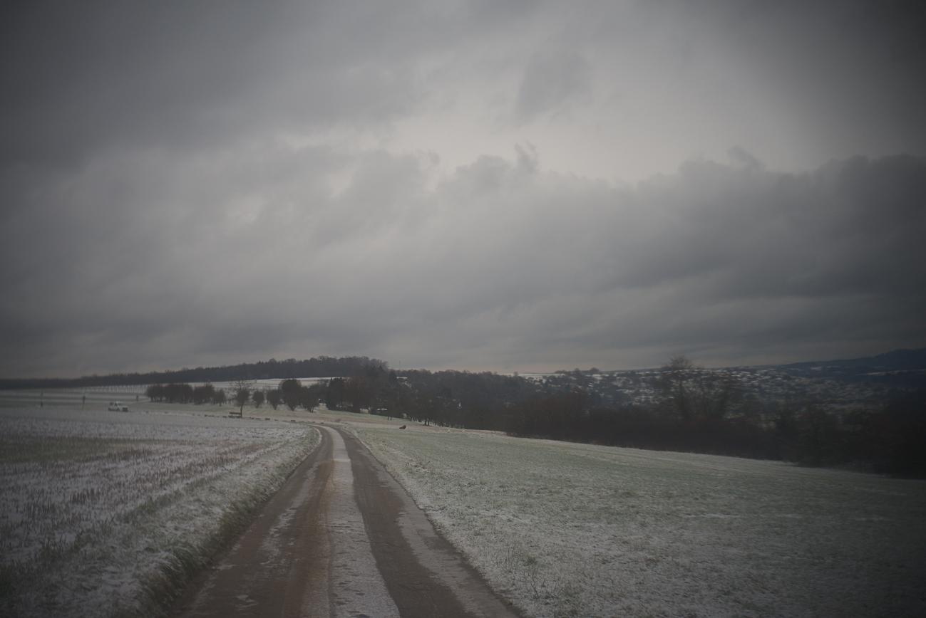 Bild des Tages #18 - Wetter am Morgen