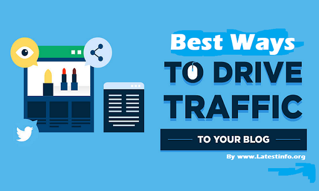 How to increase website blog traffic? Best Ways