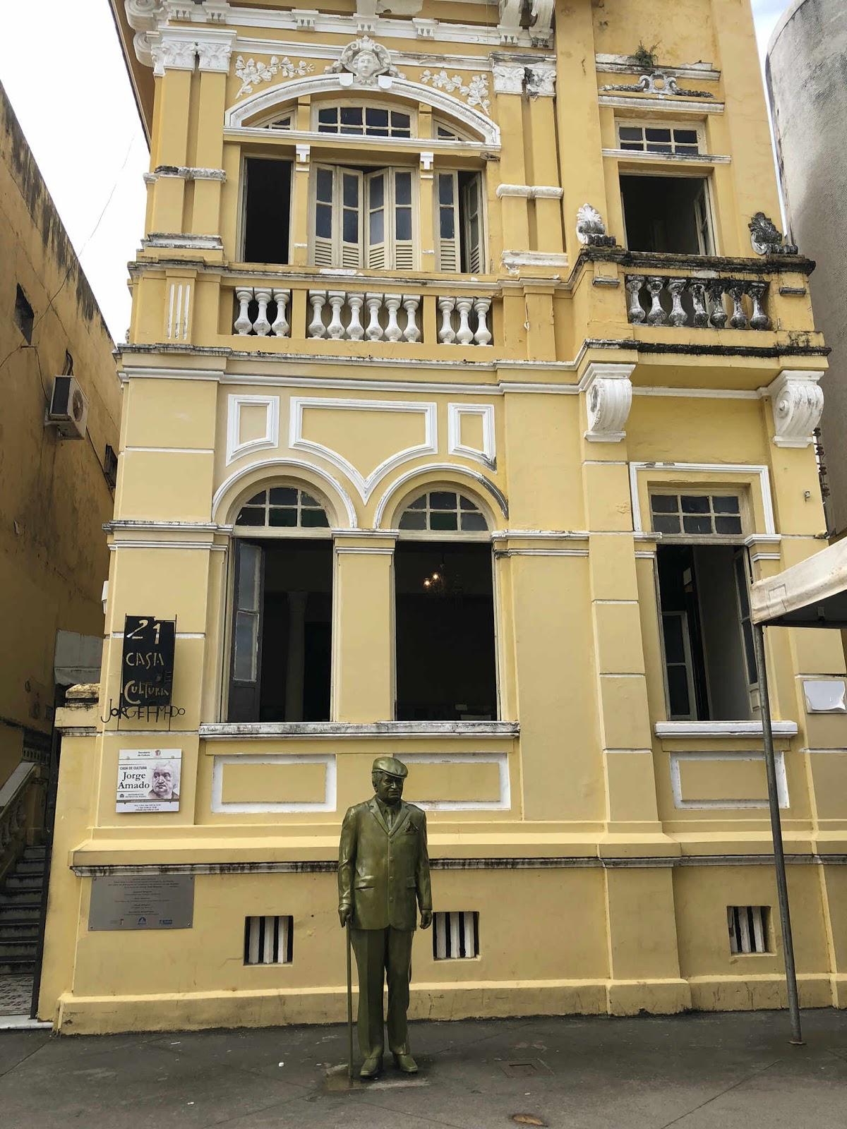 Casa de Cultura Jorge Amado