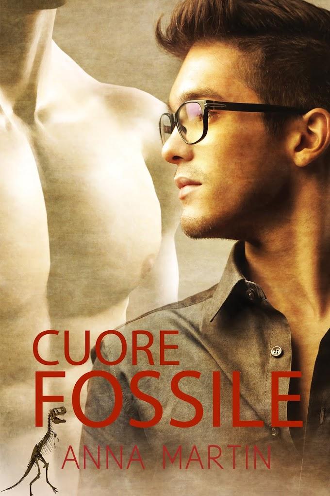 """Libri in uscita: """"Cuore fossile"""" di Anna Martin"""