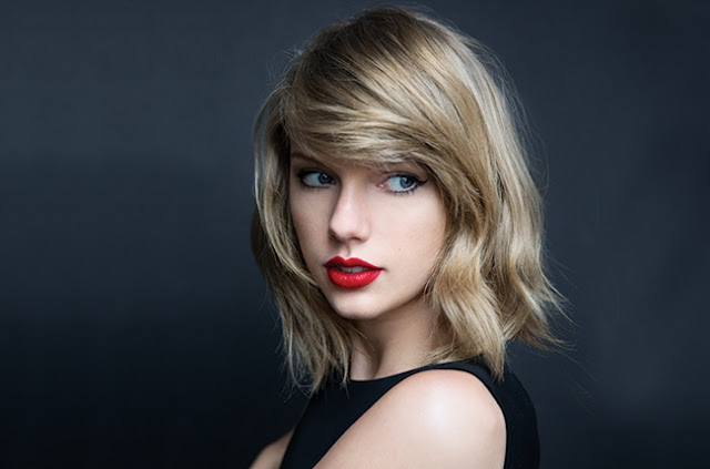 Lirik Lagu Tied Together With A Smile ~ Taylor Swift