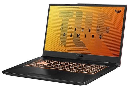 ASUS FX706LI-ES53 TUF F17 144Hz FHD Gaming Laptop