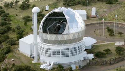 los telescopios mas grandes del mundo Telescopio Hobby-Eberly