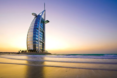 How do you spend your time in Dubai