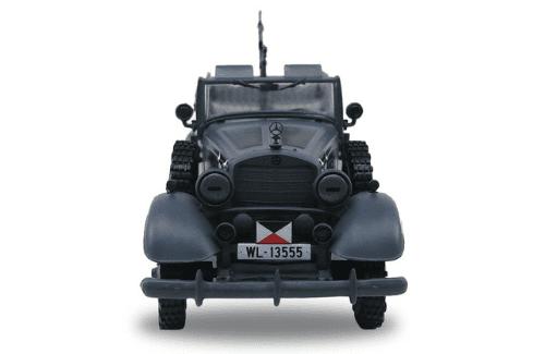 W-31 TYP G4-540 1:43, voitures militaires de la seconde guerre mondiale