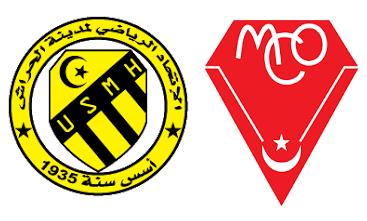 مباراة مولودية وهران وإتحاد الحراش اليوم 14-10-2017