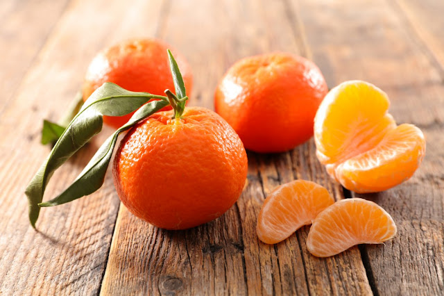 Os 5 benefícios da tangerina para saúde