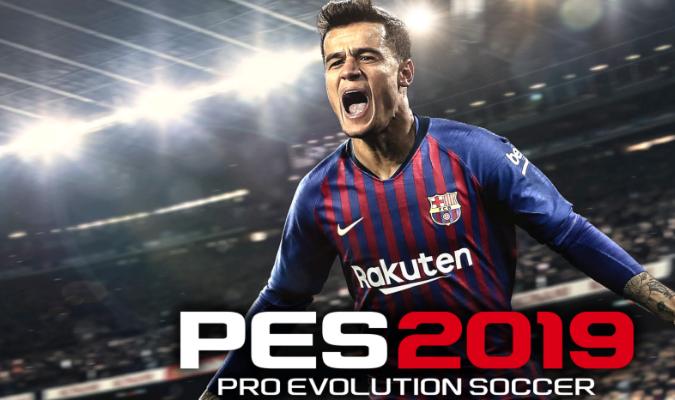 Rekomendasi Game Android Terbaru Gratis - PES 2019 Pro Evolution Soccer