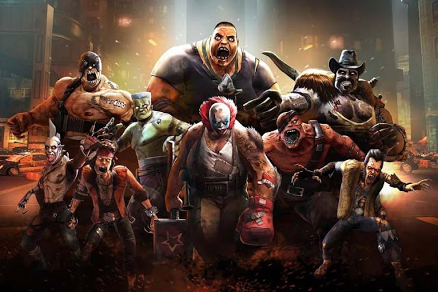 Game Battle Offline