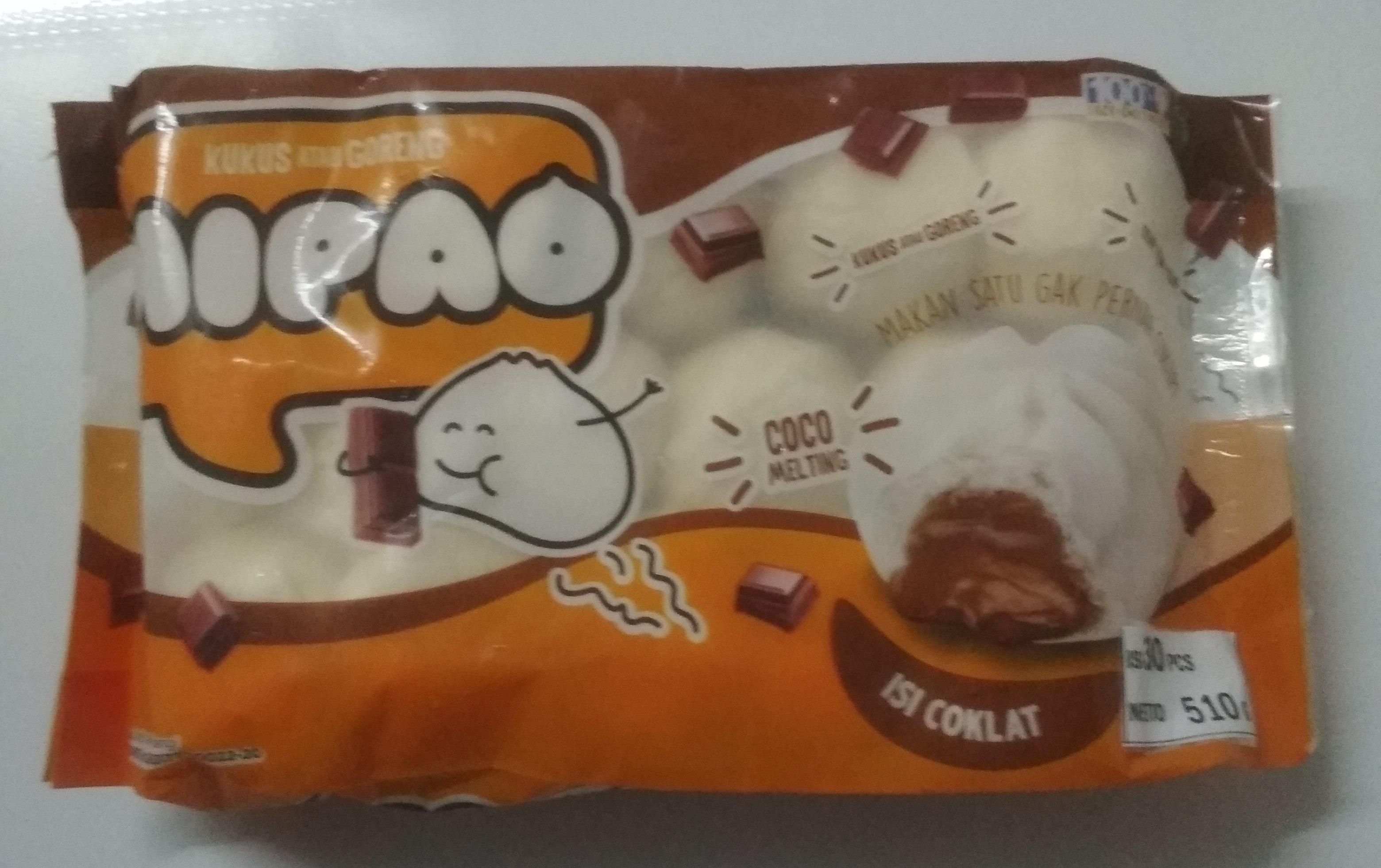 Mipao Isi Coklat