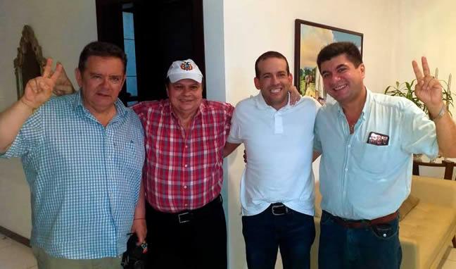MNR y Fernando Camacho firman preacuerdo político para elecciones nacionales