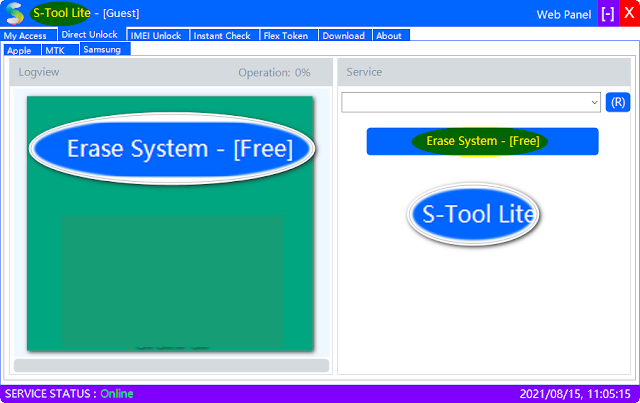 S-Tool Lite V1.2.1 Latest Version (Added New Function Without Credit)