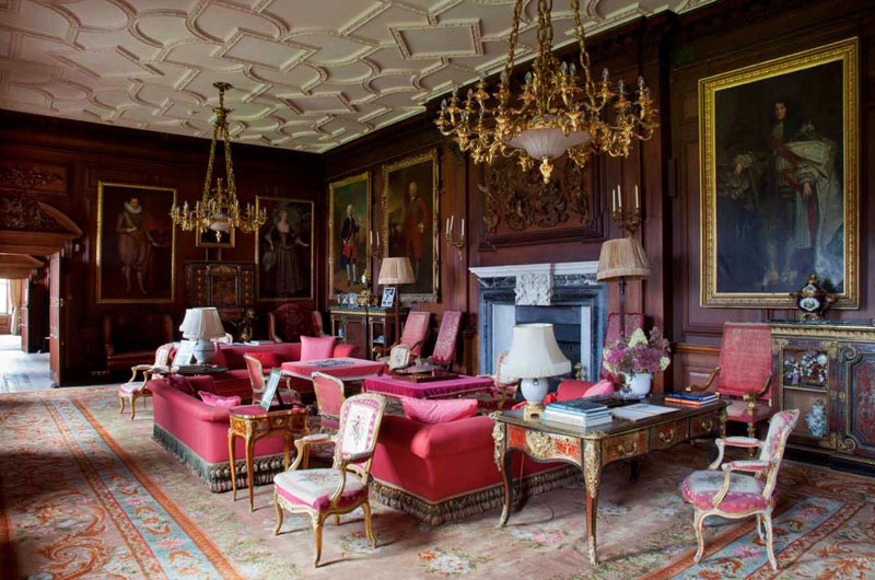 little augury the scottish country house. Black Bedroom Furniture Sets. Home Design Ideas