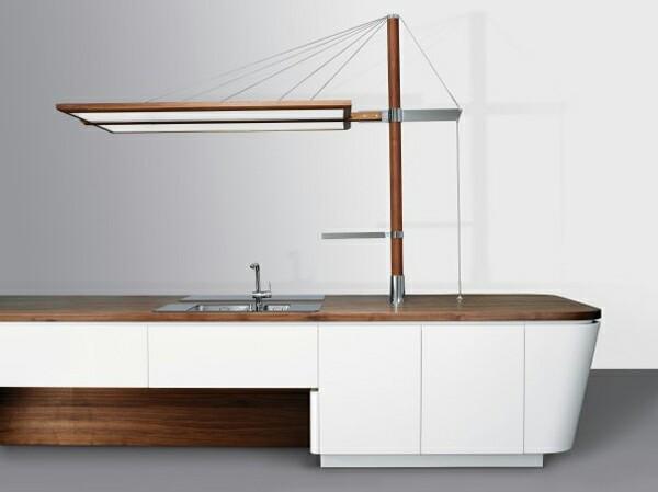 Maritime-Style Marecucina Kitchen