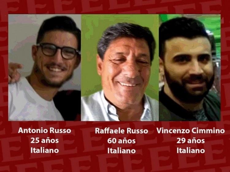 Hallan en Michoacán camioneta de italianos desaparecidos