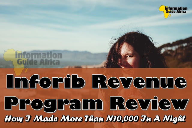 Inforib Revenue Program