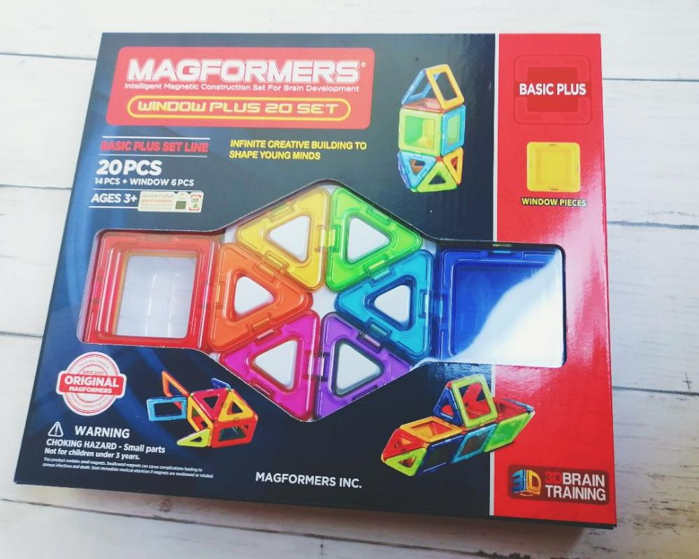 Magformers Window Plus 20 review
