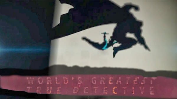 Batman / World´s Greates True Detective