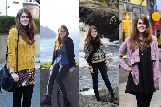 My Weekend in Outfits: Galway Edition