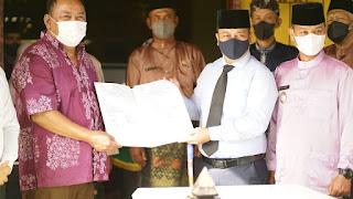 Pemda Lingga Sambut Tawaran MoU Balai Arkeologi Sumut