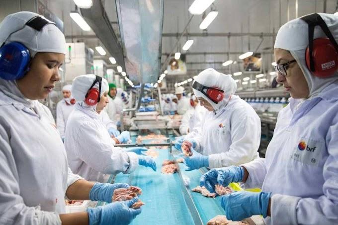 BRF oferece 250 vagas de trabalho em Toledo nesta terça