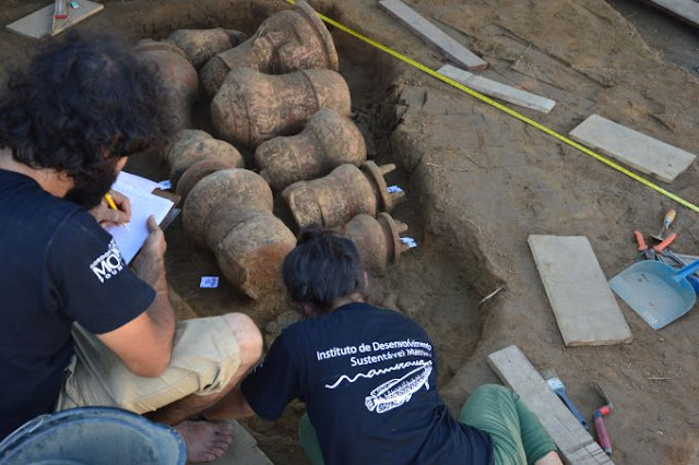 500-year-old indigenous cemetery found in Amazon