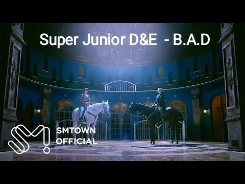 Super Junior D&E B.A.D Lyrics English Translation