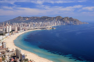 Benidorm Spain Points Of Interest
