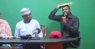 hausa actor swears holy quran