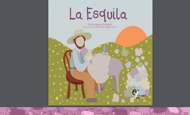 """Cuento infantil """"La Esquila"""""""