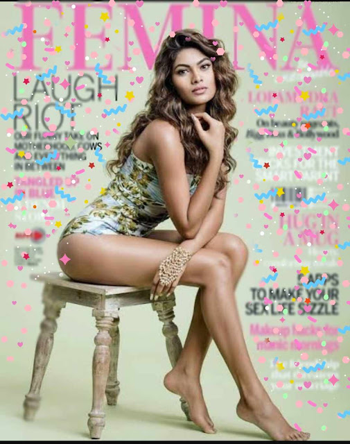 Lopa is going to step in Bollywood soon. Salman Khan has taken up the responsibility