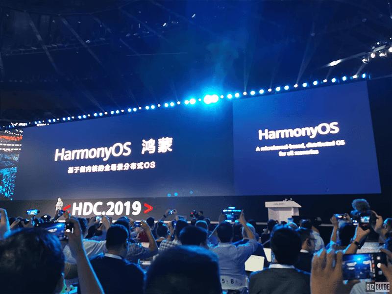 "Harmony ""multi-device"" future-oriented OS announced"