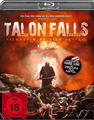 Talon Falls (2017) Dual Audio [Hindi – Eng] 720p BluRay ESub x265 HEVC 420Mb