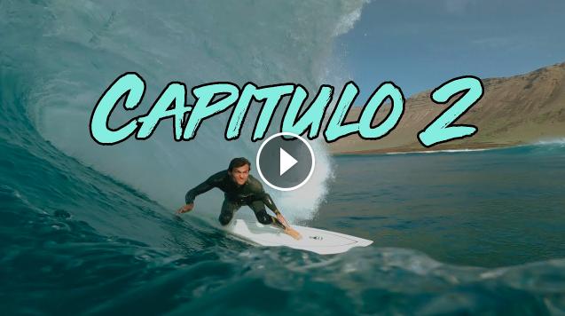 SURFEANDO OLAS EPICAS EN CANARIAS