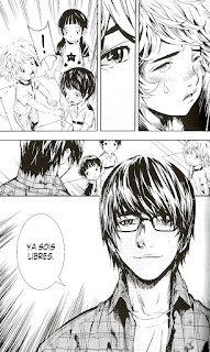 """Reseña de """"AREA D"""" vol.10 de Nanatsuki Kyouichi y Yang Kyung-il [Norma Editorial]."""