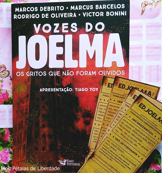 Livro, Vozes-Do-Joelma