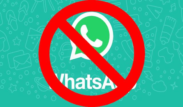 Pemerintah China Blokir Layanan Aplikasi WhatsApp untuk memperkuat Firewall
