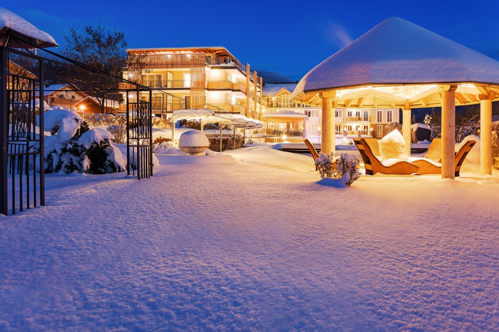 Laurus Travelguide Winter Im Bayrischen Wald Im Bodenmaiser Hof In