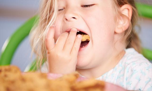Emosional Makan pada Anak yang perlu dipelajari
