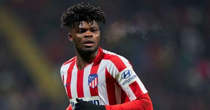 Source: Arsenal waiting for Atletico Madrid midfielder Partey to decide on his future