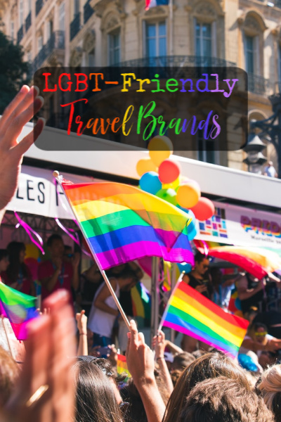 Let's talk about some awesome travel brands that have the LGBT community covered by inclusive and diverse, creating a safe space for all people, no matter their sexual orientation, identity, and gender.