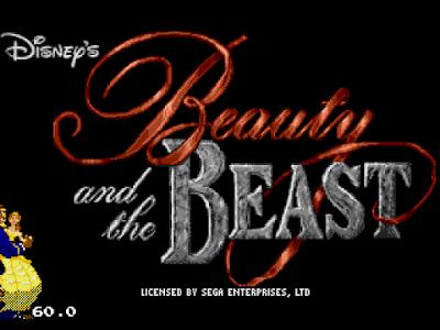 【MD】美女與野獸:美女的搜索+野獸之怒號,Beauty and the Beast!